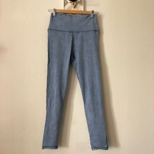 Aerie Chill High Waisted Track Legging